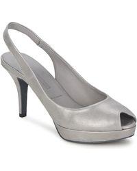 Kennel & Schmenger FULDA femmes Chaussures escarpins en Gris