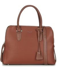 David Jones Handtas Cm5349-brown - Bruin