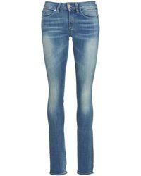 Meltin'pot - Maia Women's Skinny Jeans In Blue - Lyst