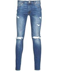 Jack & Jones Skinny Jeans Jjitom - Blauw