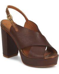 FRU.IT Indro Women's Sandals In Brown