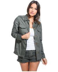 Ada Gatti - Jacket Karine Women's Jacket In Green - Lyst