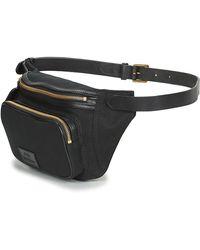 Polo Ralph Lauren Heuptas Waistpack-waist Pack-medium - Zwart