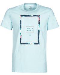 Billabong T-Shirt Tucked - Bianco