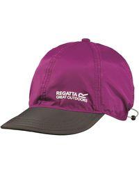 Regatta - Pack It Peak Cap Cap - Lyst