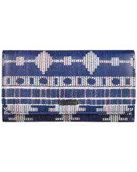 Roxy - Monedero Women's Purse Wallet In Blue - Lyst