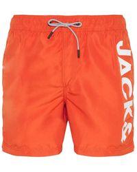 Jack & Jones Bañadores - Naranja