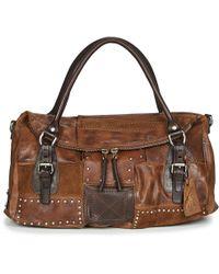 A.S.98 - Vadojo Women's Handbags In Brown - Lyst
