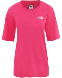 The North Face NF0A4CESWUG1 Robe - Rose