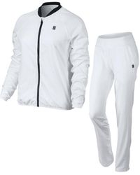 Nike Trainingspakken Court Woven Warm Up W - Meerkleurig