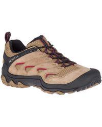 Merrell Chameleon 7 Limit Women's Walking Boots In Multicolour - Brown