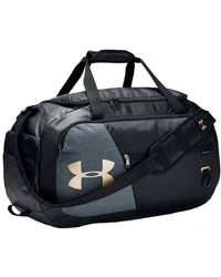 Under Armour Sporttas Undeniable Duffel 4.0 Md 1342657-002 - Zwart