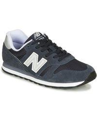 New Balance Lage Sneakers 373 - Blauw