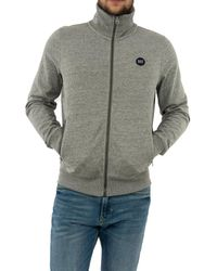 Superdry Sweat-shirt m2010154a 9ss collective dark grey grit - Gris