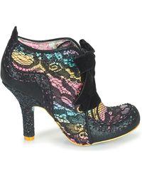 Irregular Choice Chaussures - Noir