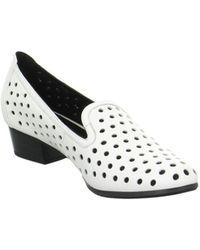 Gerry Weber - Caroline 24 Women's Court Shoes In White - Lyst