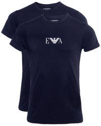 Armani - T-Shirts 111267 CC715 - Hombres - Lyst