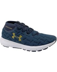 Ua Hommes Reactor Charged Chaussures Run Multicolor En ZuXOkilwPT