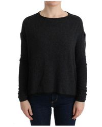 CoSTUME NATIONAL Sweatshirt - Black