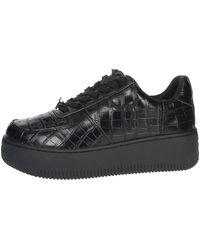 Windsor Smith Lage Sneakers Racerr - Zwart