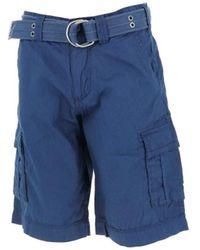 Teddy Smith Shorts - Azul