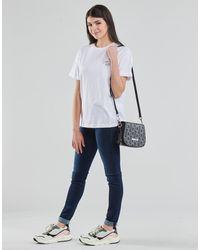 Replay T-shirt - Blanc