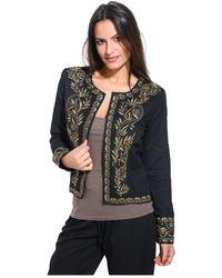 Ada Gatti - Jacket Vivi Women's Jacket In Black - Lyst