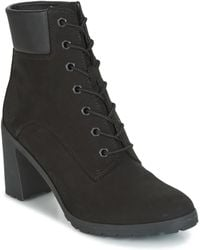 Timberland ALLINGTON 6IN LACE UP - Nero