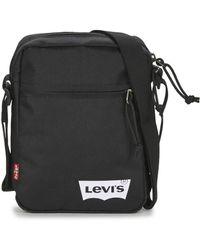 Levi's - Levis Dozy Men's Pouch In Black - Lyst