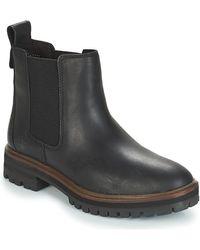 Timberland London Square Chelsea femmes Boots en Noir