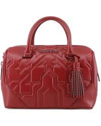 Lyst e1vrbbq4_70050 femmes Sac à main en Marron Versace