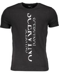 Ermanno Scervino U38TL1100 TSU011 T-shirt - Noir