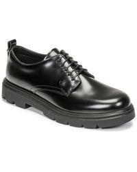 Calvin Klein LACE UP DERBY Chaussures - Noir