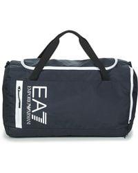 EA7 Bolsa de deporte TRAIN CORE U GYM BAG B - Azul