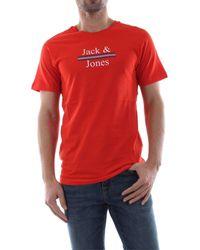 Jack & Jones - T-shirt 12150263 ART MARWA - Lyst