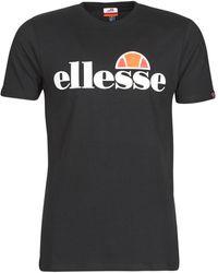 Ellesse Prado - T-shirt - Zwart