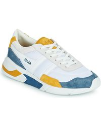 Gola Sneakers Basse Eclipse - Bianco