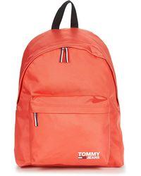 Tommy Hilfiger Rugzak Tjw Cool City Backpack - Oranje