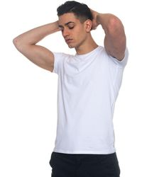 Armani T-shirt 8N1T80-1J0AZ0100 - Blanc
