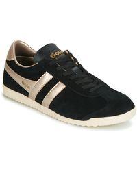 Gola Lage Sneakers Spirit Glitter - Zwart