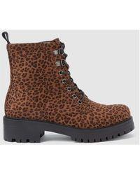 Green Coast GCAW20B0001 Boots - Marron