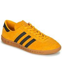 adidas Zapatillas HAMBURG - Amarillo