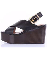 Marni Sandales ZPMS004208P2862 - Noir