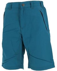 Regatta - Leesville blue short hommes Short en bleu - Lyst