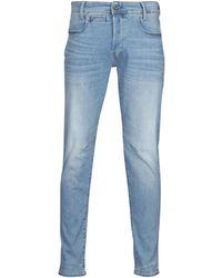 G-Star RAW Jeans Skynny D Staq 5 Pkt - Blu