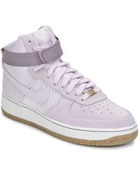 Nike - Air Force 1 Hi Premium W Women s Shoes (trainers) In Pink - ae3c534c7