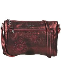 90890d959b71 Brilli Toulouse Women's Shoulder Bag In Red