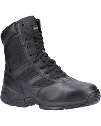 Magnum Panther 8.0 High Boots - Black