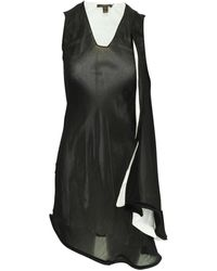 Louis Vuitton Black And White Dress