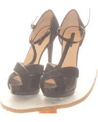 Longchamp Paire D'escarpins 37 Chaussures escarpins - Noir